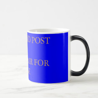 COMMAND POST, OFFUTT AIR FORCE BASE MORPHING MUG