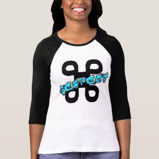 Command Respect, Geek Girls T Shirt