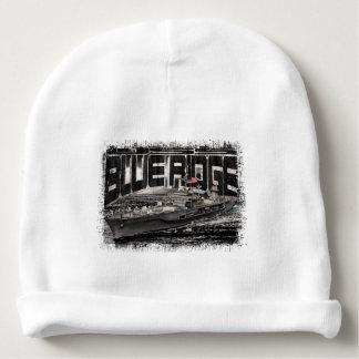Command ship Blue Ridge Baby Hat Baby Beanie