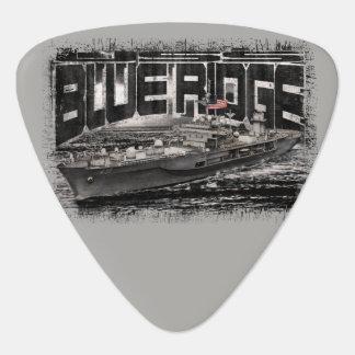 Command ship Blue Ridge Groverallman Guitar Pick