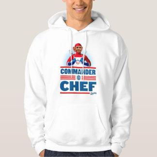 Commander in Chef Hoodie