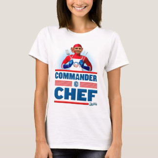 Commander in Chef T-Shirt