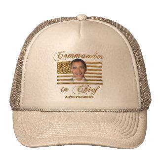 Commander in Chief, Barack Obama Cap