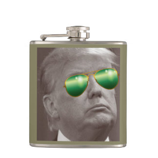 Commander-In_Chief Hip Flask
