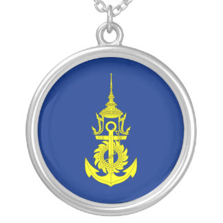Commander-In-Chief Of The Royal Thai Navy, Thailan Personalized Necklace