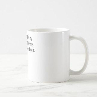 Commas Save Lives Mug