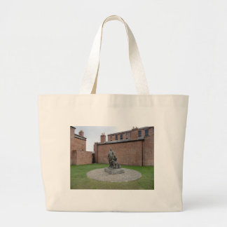 Commemoration of the Liverpool Emigrants Tote Bags