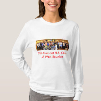 Commemorative nano long sleeved Tshirt: T-Shirt