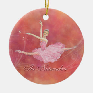 Commemorative Nutcracker Ballet Ornament