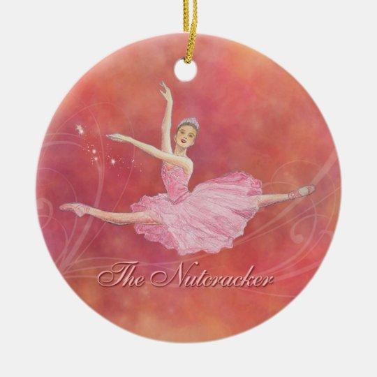 Commemorative Nutcracker Ballet Ornament