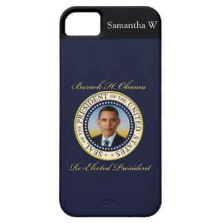 Commemorative President Barack Obama Re-Election Barely There iPhone 5 Case