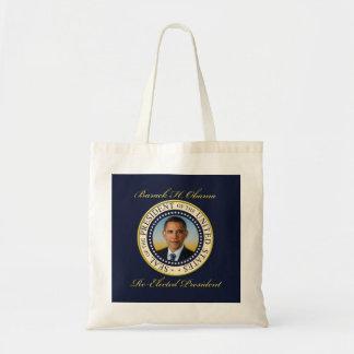 Commemorative President Barack Obama Re-Election Budget Tote Bag