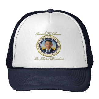 Commemorative President Barack Obama Re-Election Cap