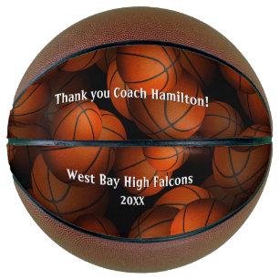 coach basketballs basketball gear zazzle co uk