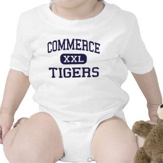 Commerce - Tigers - High School - Commerce Texas T Shirts