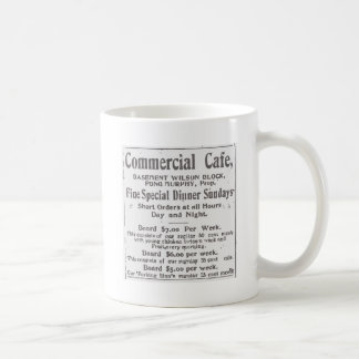Commercial Coffee Mugs