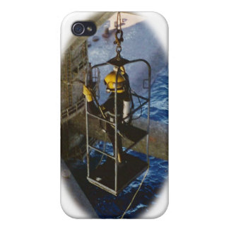 Commercial Diver iPhone4 Case Cases For iPhone 4