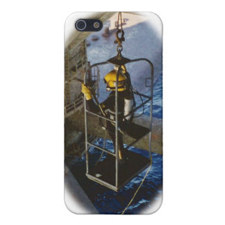 Commercial Diver iPhone4 Case Cover For iPhone 5/5S