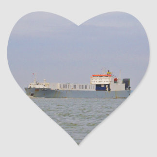 Commercial Ferry Undine Heart Sticker
