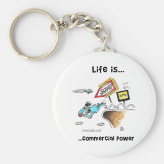 commercial_power key ring