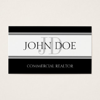 Commercial Realtor Stripe W/W