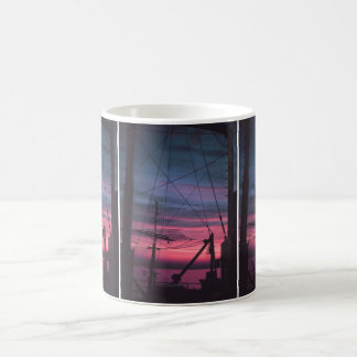 Commercial Riggings with Sunset Mugs
