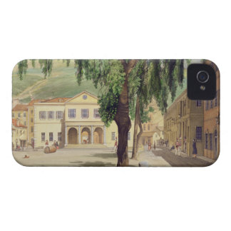 Commercial Square, the Commercial Library and the iPhone 4 Case-Mate Cases