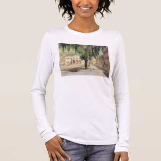 Commercial Square, the Commercial Library and the Long Sleeve T-Shirt