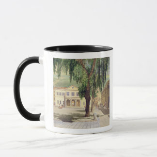 Commercial Square, the Commercial Library and the Mug