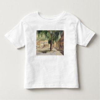 Commercial Square, the Commercial Library and the Toddler T-Shirt