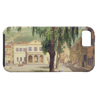Commercial Square, the Commercial Library and the Tough iPhone 5 Case