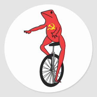 Commie Dat Boi Sticker