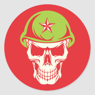 Commie Skull Edition 03 Sticker