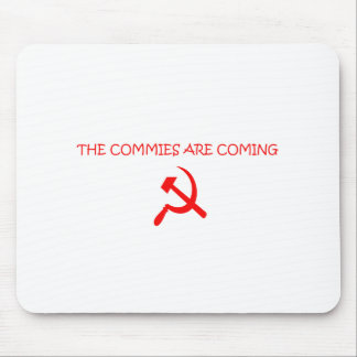 COMMIES MOUSE PAD