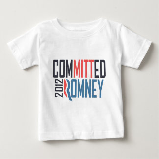 Committed Romney Tee Shirt