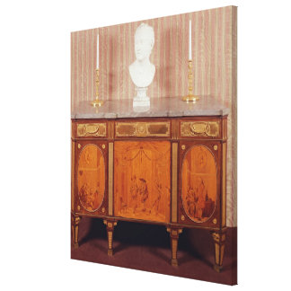 Commode, 1776-79 canvas print