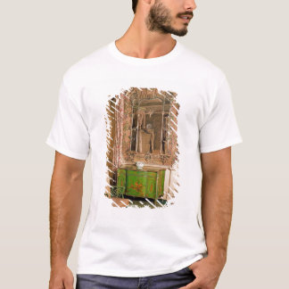 Commode and chair in the state bedchamber T-Shirt