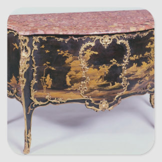 Commode, French, mid 18th century Square Sticker