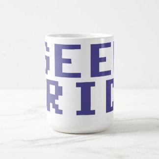 Commodore 64 Geek Pride Basic White Mug