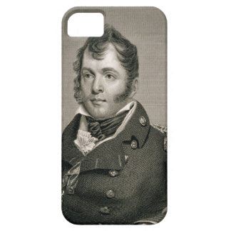 Commodore Oliver Hazard Perry (1785-1819), engrave iPhone 5 Covers
