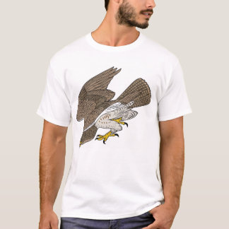 Common Buzzard (of Europe) T-Shirt