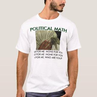 COMMON CORE MATH T-Shirt