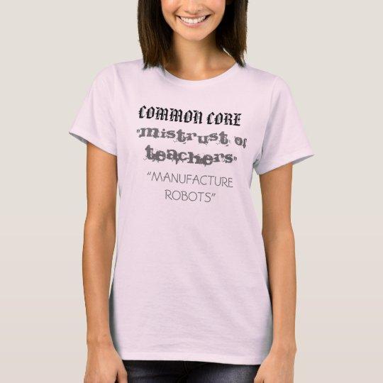 Common Core - Mistrust T-Shirt
