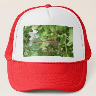 Common Darter Dragonfly Trucker Hat