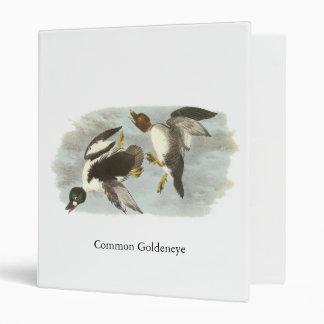Common Goldeneye, John Audubon Binder