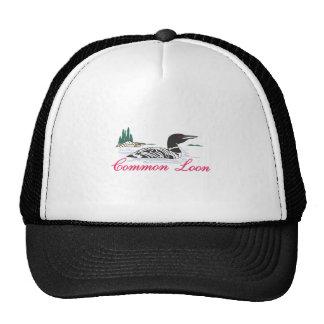 Common Loon Cap