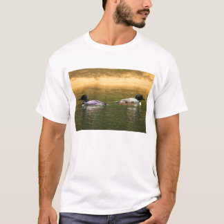 Common Loon Family T-Shirt