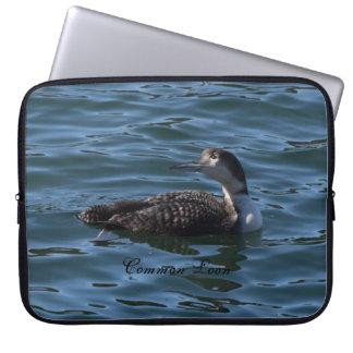Common Loon Laptop Sleeve