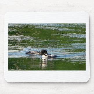 Common Loon Mousepad