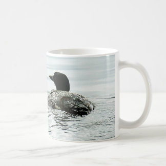 Common Loon On the Water Coffee Mug
